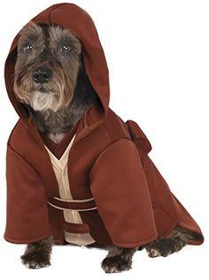 Star Wars Jedi Robe Pet Costume,