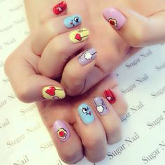 Nail Art: Animation