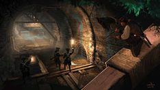 Aveline Blowgun Concept | Assassin's Creed IV: Black Flag