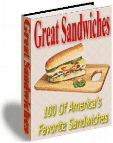 Great Sandwiches (PLR)