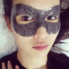 Super hydrating eye mask ... TOO COOL FOR SCHOOL Glam Rock Mask/ Set of — $8