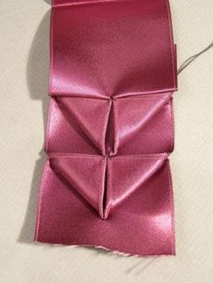 pleated silk ribbon 8