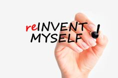 "R is for ""Reinventing"" yourself after divorce"