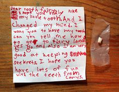 Filth Wizardry: Tooth Fairy Fun