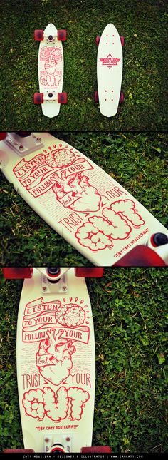 board, skateboard, design, illustration, drawing, design, graphic, typography, grass, street, art, dusters, ace, cruiser