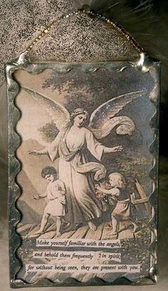 St Michael Archangel - Guardian Angel