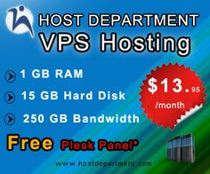 Windows VPS Server    Windows VPS is ideal for companies and individuals that run high-traffic websites, complex applications or require customized environments that can't be provided in shared hosting, and yet do not wish to have the overhead cost of dedicated server along with better control over the security. With full of administrative access you can able to manage your own server and fulfill the requirements which a shared hosting can't offer.