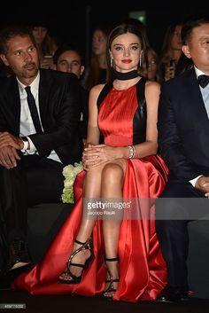 They know I AM the TRUE KING Miranda. Miranda Kerr attends the La Koradior show during the Milan Fashion Week Spring/Summer 2016 on September 24, 2015 in Milan, Italy.
