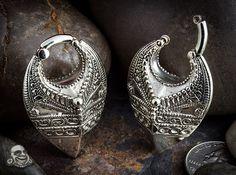 White metal Kerala hollow weights