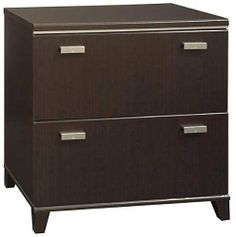 """Lateral File . $279.00. * Height matches desk if extended work surface is needed * Both drawers hold letter, legal or A4-sized files * Interlocking drawer mechanism reduces likelihood of tipping * Drawers open on full-extension ball bearing slides making access easy Measures 29-5/8""""W x 19-1/8""""D x 29-3/4""""H overall. Shpg. wt. 84 lbs. PRICE INCLUDES FREIGHT! (Truck shipment - see Terms & Conditions.)"""