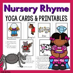 Nursery Rhyme Yoga Cover