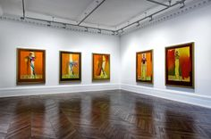 """Allen Jones: Maîtresse"" | until 29 April | @michaelwernergallery Mayfair  #firstlookart #gallery #galleriesnow #london #londononly #artinlondon #exhibition #installation #justopened #modern #contemporary #instaart #michaelwerner #march #weeklywisdom #allenjones #maitresse"