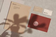 Modern Branding Stationery – Free Design Resources