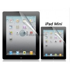 High Transmission Mirror Surface Design Screen Protector for iPad Mini (Transparent)