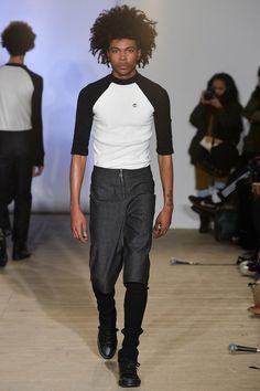 Telfar Fall 2015 Menswear Collection - Vogue