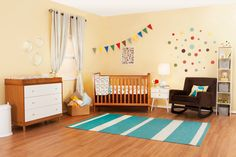 Project Nursery - Tiffani Thiessen Nursery