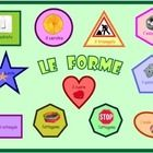 One A3 Colour Poster about the shapes in Italian.  Also a black and white copy . Suitable for classroom display . This work is licensed under a Cre...