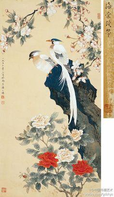 30幅著名书画家作品赏析(二十八)【组图】 - 石庆 - 石庆的博客