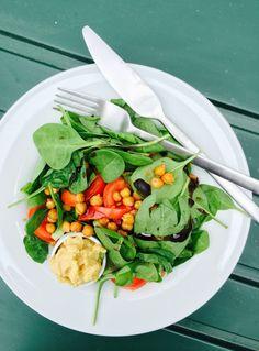 Chickpea paradise – ein Knusper-Salat zum Verlieben!