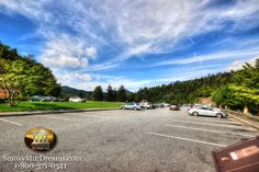 Newfound Gap - Great Smoky Mountains National Park