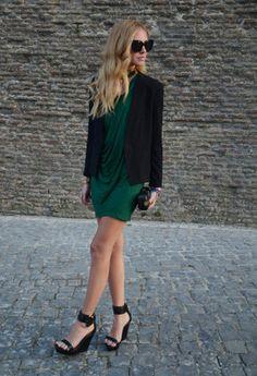 Werelse for MANGO   Heels / Wedges and by malene birger  Dresses