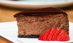 Habkönnyű csokikrémes sajttorta, recept
