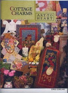 86 Art to Heart patchwork - maria cristina Coelho - Picasa Web Albums...