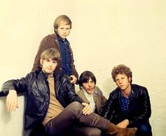 The Byrds - Gram Parsons lineup