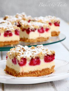 Polish Desserts, No Bake Desserts, Baking Recipes, Cake Recipes, Dessert Recipes, First Communion Cakes, Gluten Free Cakes, Pumpkin Dessert, Pumpkin Cheesecake