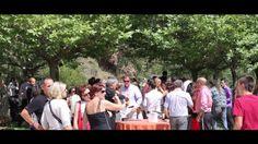 Una de las bodas más especiales que hemos hecho este año, la boda de Silvia & Vincent, nada más y nada menos que en un frontón de la Sierra de Codés, Navarra