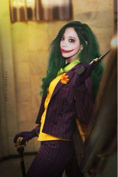 Taeyeon as Joker