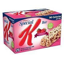 Special K Strawberry Bars. http://affordablegrocery.com