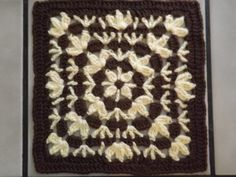 Ravelry: Catalina Afghan Square by Julie Yeager...free pattern!