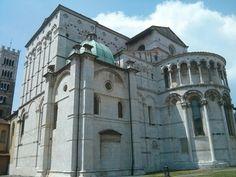 Catedral #EuropeosViajeros #Lucca #Italia #Italy #Europe #Viaje #Travel #Turismo #Tourism