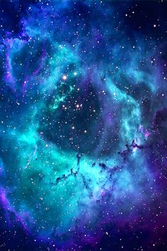 EARTHDAILY: NGC2237 Rosette Nebula Sii/Ha/Oiii by floppypaws on Flickr.