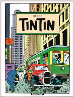 Catawiki online auction house: Kuifje / Tintin - Spelen met Kuifje Tintin Poster Album - softcover and hardcover - 1st edition (1974-1986)