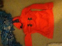 Under armor sweatshirt from parents