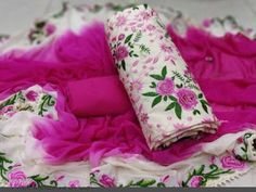 Floral Kashmiri Work Cotton Suits Vol 1 Fabric: Top - Pure Cotton, Bottom - Cotton, Dupatta - Chiffon Size: Top - Mtr . Silk Suit, Cotton Suit, Cotton Saree, Cotton Dresses, Chanderi Suits, Salwar Suits, Punjabi Suits, Womens Dress Suits, Suits For Women