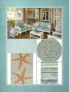 Rugs for your outdoor living room I