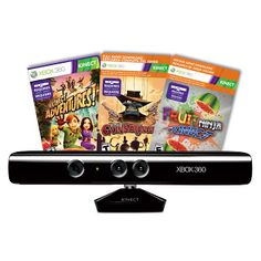best kinect games for toddlers