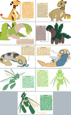 pokemon subspecies - Google Search