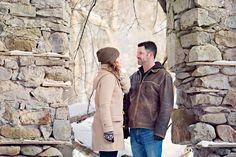 Halfway to Paris – Engagement portraits near Paris and Cambridge Ontario Cambridge Ontario, Winter Jackets, Paris, Shit Happens, Engagement, Portrait, Couple Photos, My Love, Winter Coats