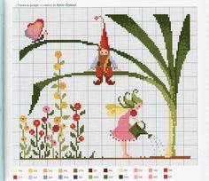 Gallery.ru / Фото #46 - Agenda 2010 - Mongia  Gnome in the garden 4
