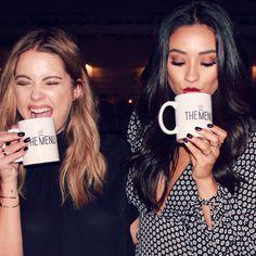 Ashley Benson • Shay Mitchell • Pretty Little Liars