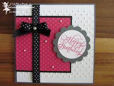 Beautiful Birthday  Geburtstagskarte Stampin Up