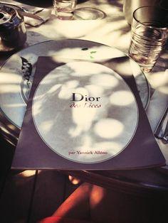 #Lunch #Dior #Saint Tropez