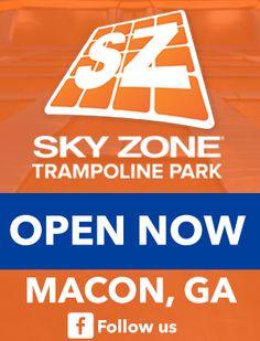 Sky Socks At Sky Zone Kc Wwwskyzonecomkc Open Jump Sky