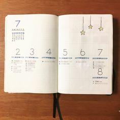 生活の全てを1冊のノートに記録し管理する!私のバレットジャーナルの中身紹介。 - わたしのバレットジャーナル Bullet Journal Art, Book Layout, Bujo, Notebook, Notes, Study, Life, Adhd, Pocket