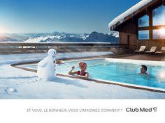 Publicité Hiver 2013 Club Med