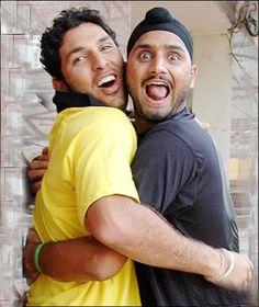 UV & Harbajan as Pindi boys